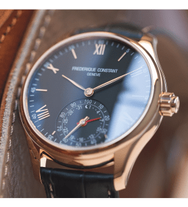 FRÉDÉRIQUE CONSTANT Horological Smartwatch for Only Watch
