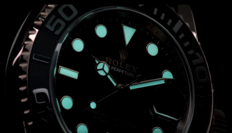 OYSTER PERPETUAL YACHT-MASTER 40-6-chromalight