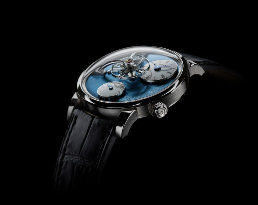 MB&F Legacy Machine LM101 Platinum-profile