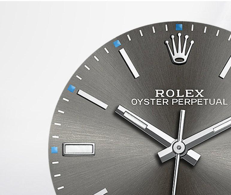 Rolex-Oyster-Perpetual-39-rhodium-noir-detail