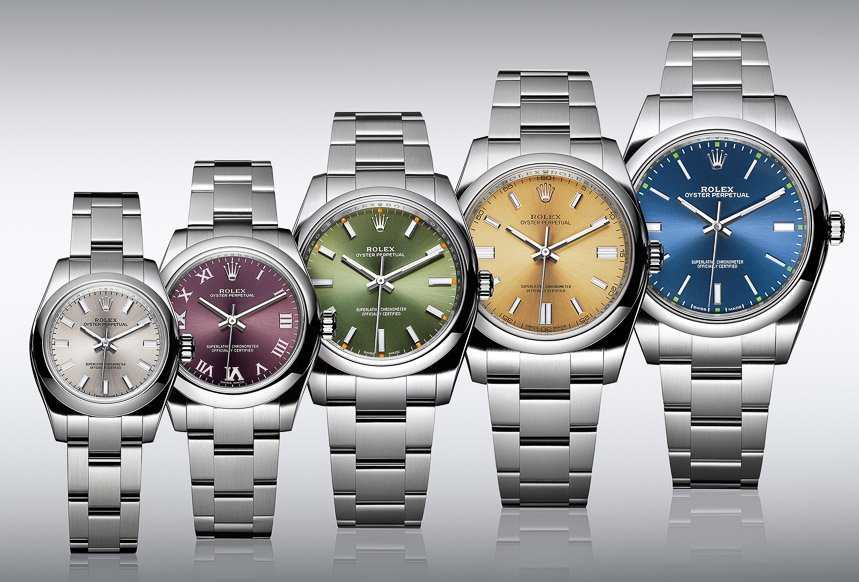 Rolex-Oyster-Perpetual-Watches-size