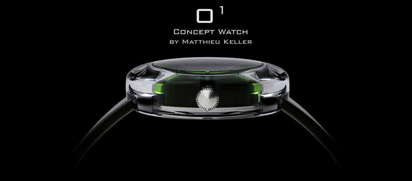Project O1 -Concept-Watch