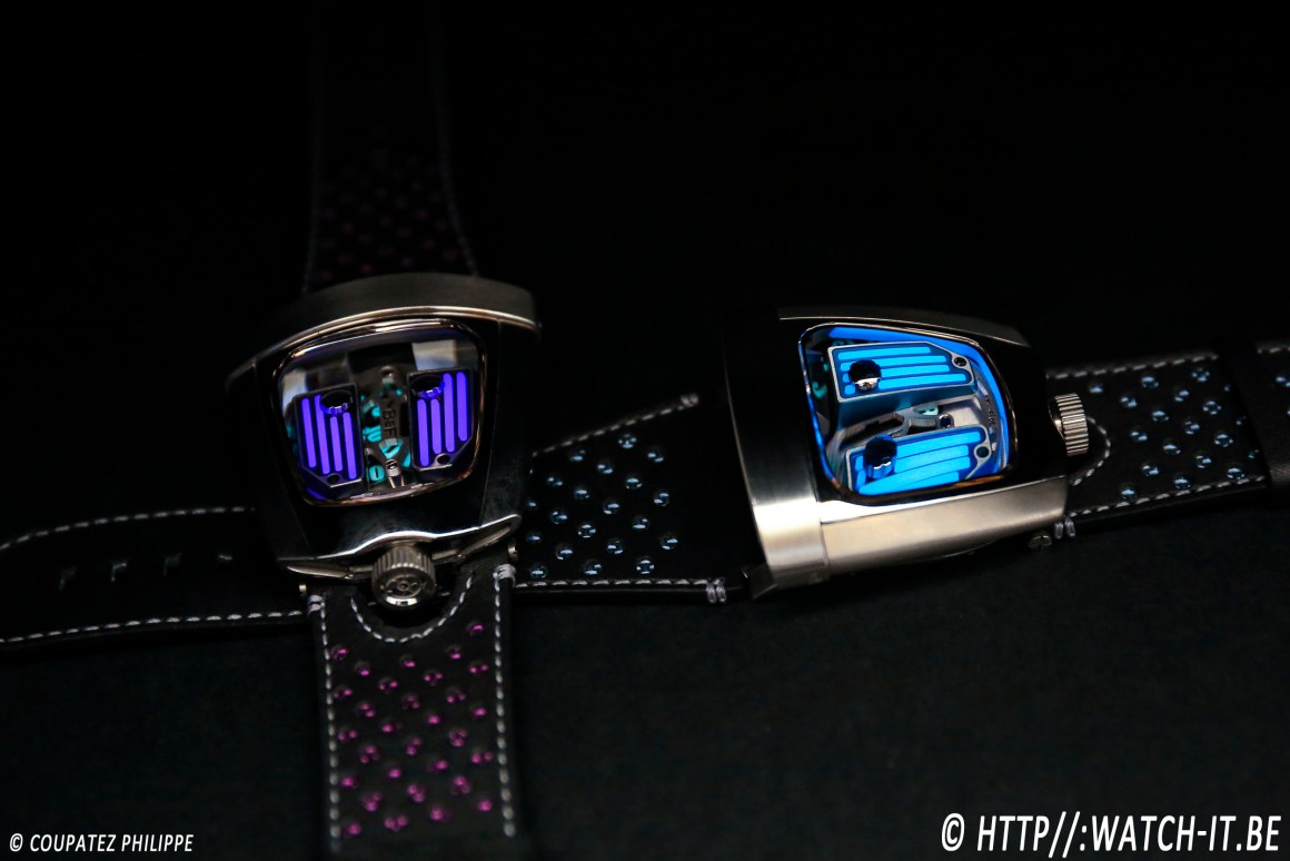 MB&F HMX Black Badger Edition-3