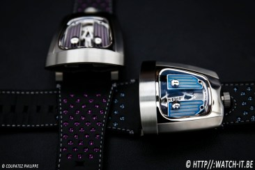 MB&F HMX Black Badger Edition-4