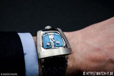 MB&F HMX Black Badger Edition-5