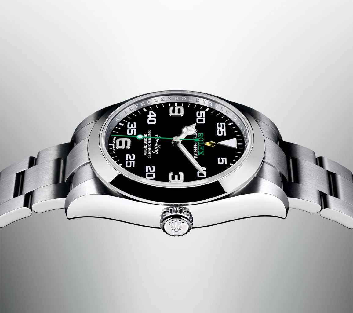ROLEX OYSTER PERPETUAL AIR-KING 5