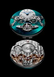 MB&F LM2 Titane-Engine