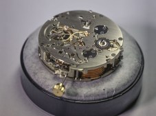 Chronomètre_FERDINAND_BERTHOUD_FB_making_of_Movement ready to receive the dial of the watch