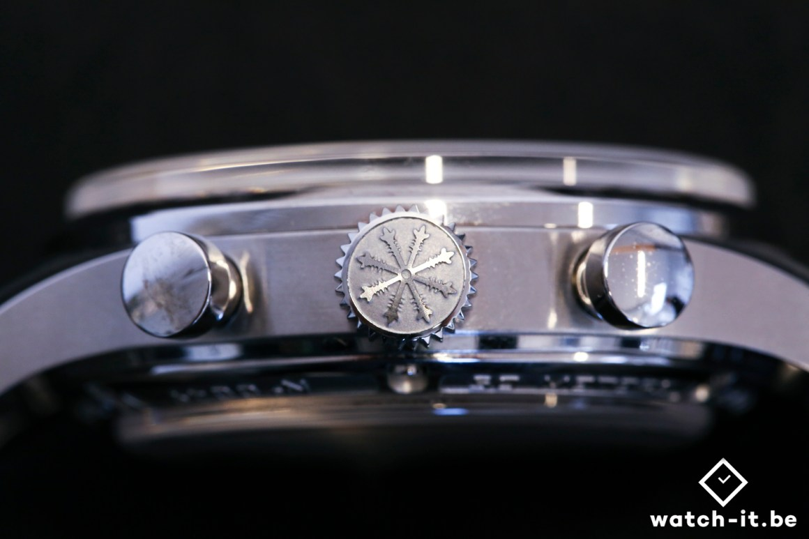Brellum Duobox Chronomètre Deep Blue