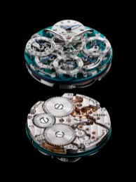 MB&F Legacy Machine Perpetual Titanium