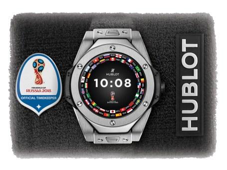 Hublot Big Bang Referee 2018 FIFA-strap