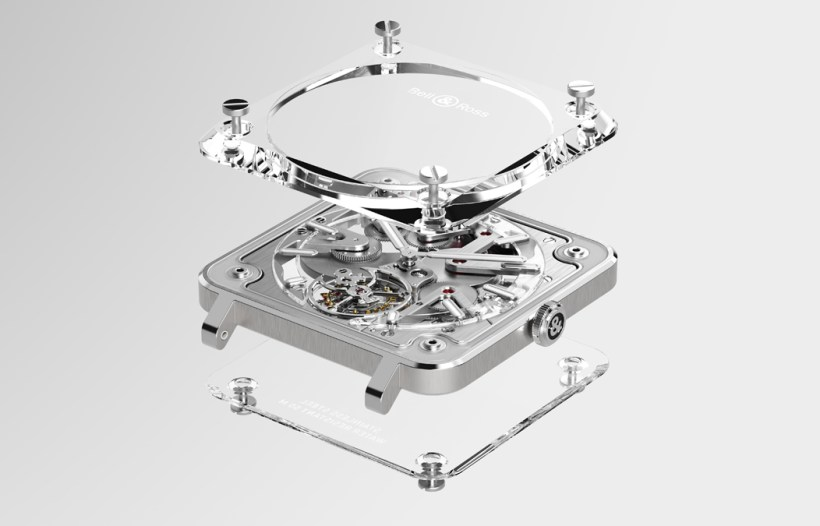 Bell & Ross BR-X2 Skeleton Tourbillon Micro Rotor