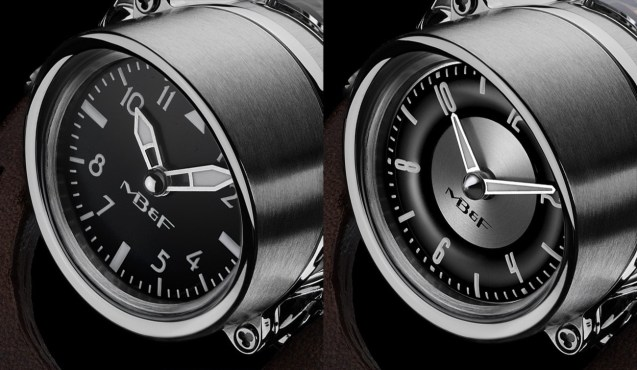 MB&F Horological Machine No. 9 'HM9' -dial