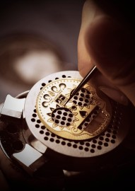 Making of - Dial L.U.C Perpetual T Spirit of La Santa Muerte 161941-5005 (1)