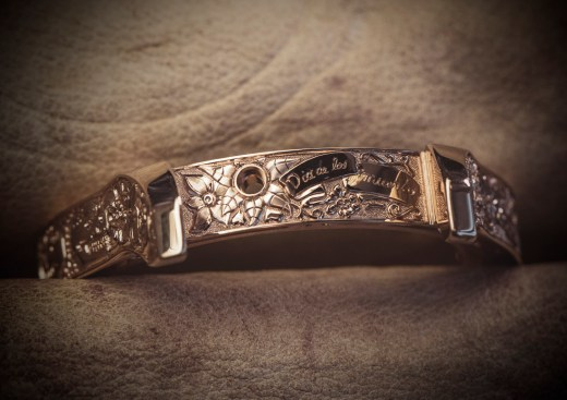 Making of - Engraved case L.U.C Perpetual T Spirit of La Santa Muerte 161941-5005 (8)