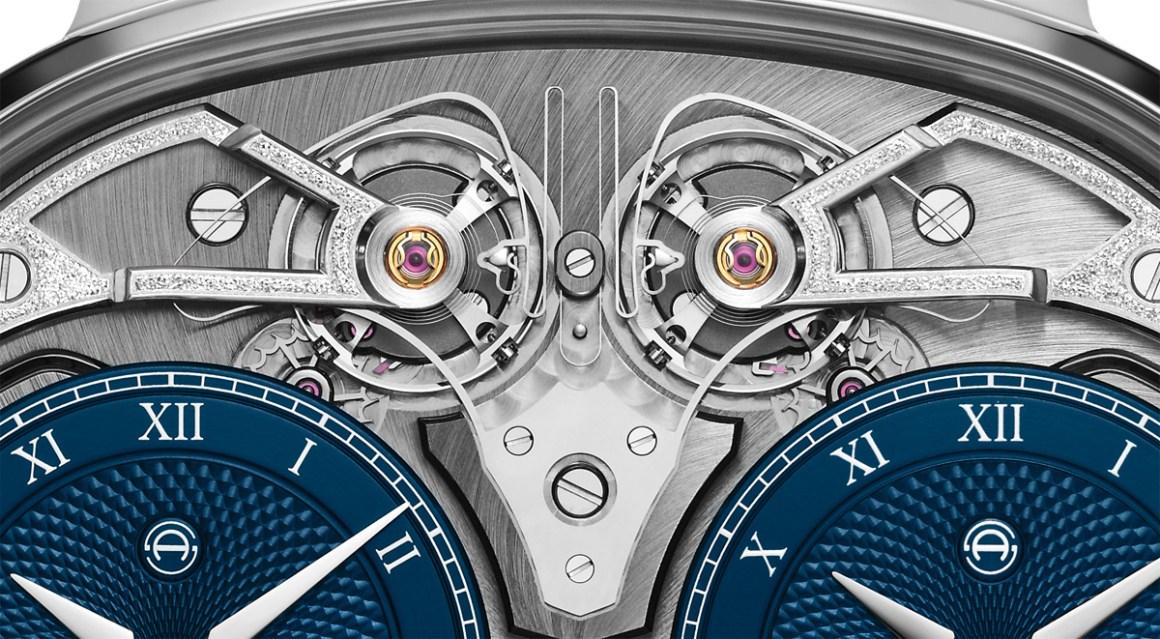 Armin Strom Dual Time Resonance Masterpiece 1