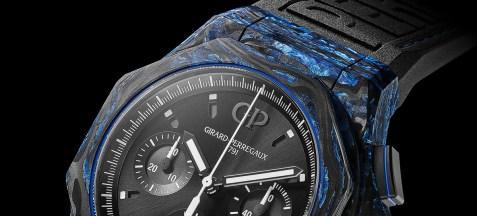 girard-perregaux_laureato_absolute_carbon_glass_detail-2