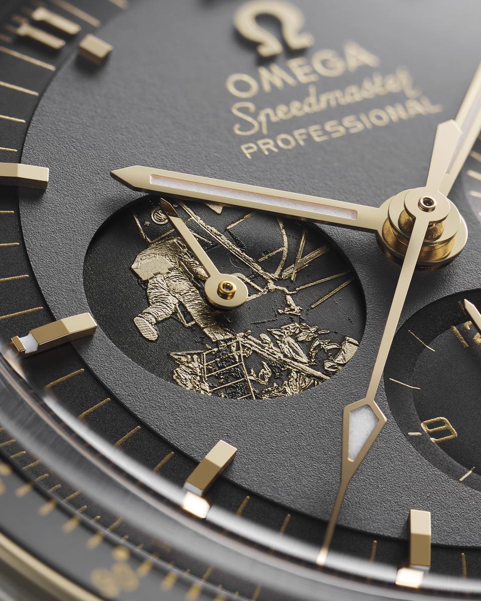 Speedmaster Moonwatch Apollo 11 50th Anniversary Limited Edition