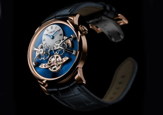 Mb&F LM2 Red Gold Blue-3