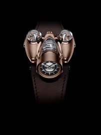 "MB&F Horological Machine No. 9 ""HM9"" Flow Red Gold"