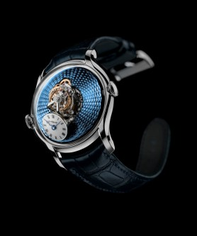 MB&F Legacy Machine FlyingT platine