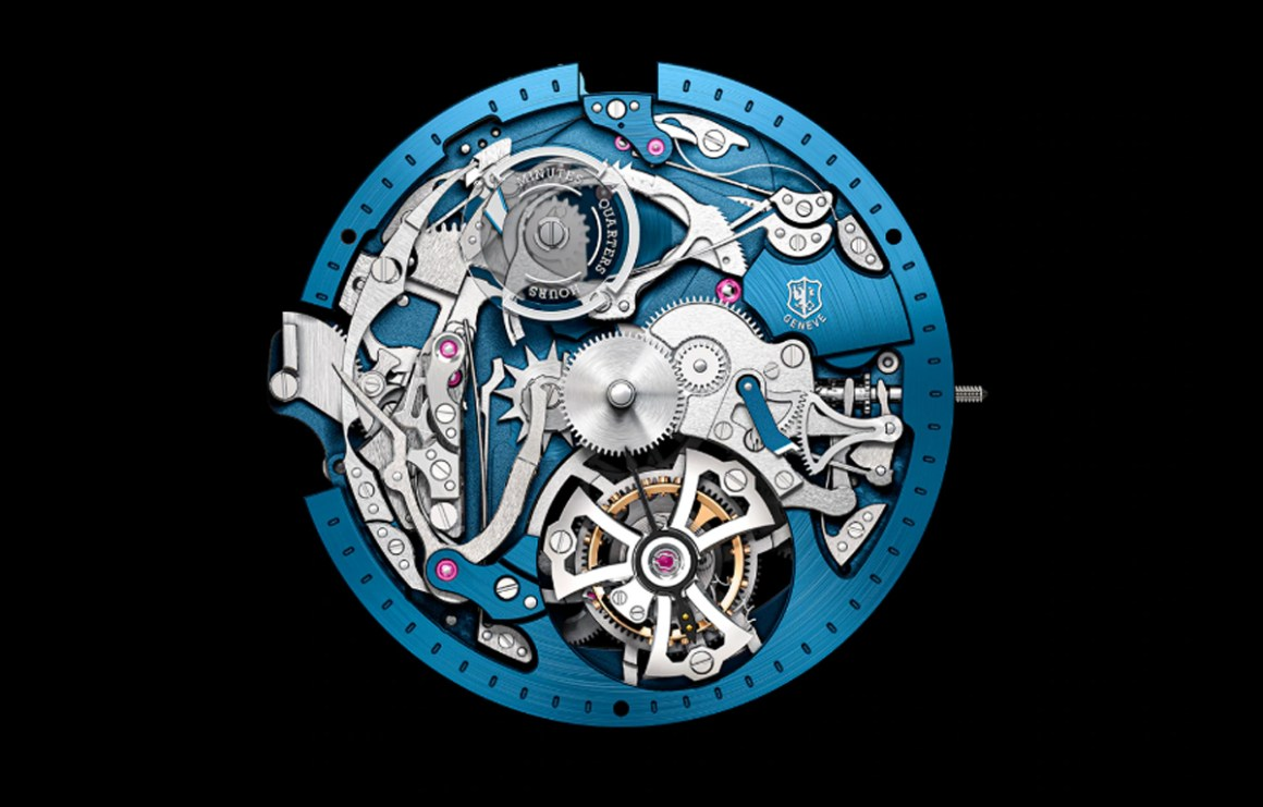 Roger Dubuis Excalibur Diabolus in Machina - RD107