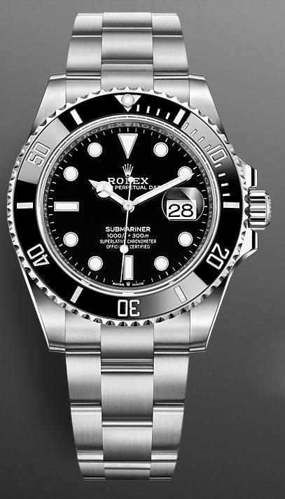 Rolex Submariner Date 2020