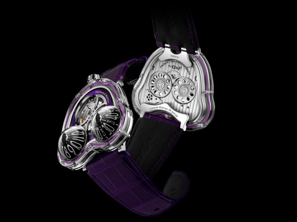 HM3 FrogX Purple
