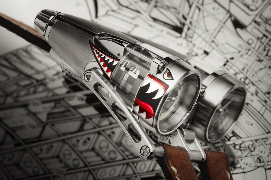 MB&F HM4 Kittyhawk