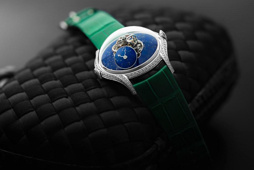 Mb&F FlyingT Lapis Lazuli