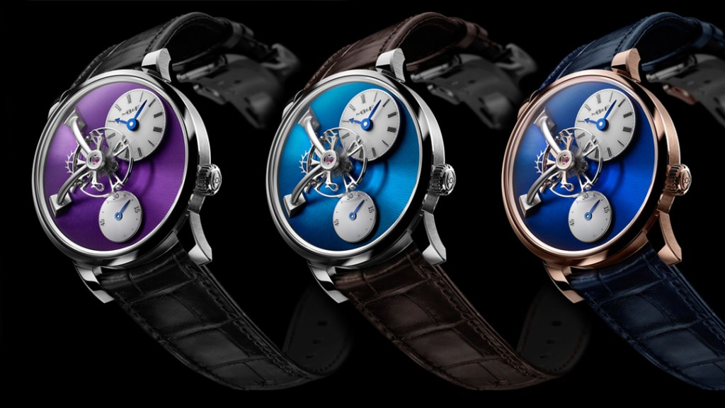 MB&F Legacy Machine LM101-2021 Collection