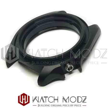 Matte black skx007 case