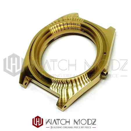 Gold 62mas to skx007 conversion case