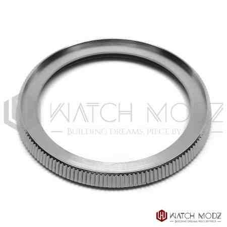 Srp turtle coin bezel polished silver