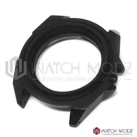 aftermarket Seiko Samurai to SKX007 matte black conversion case
