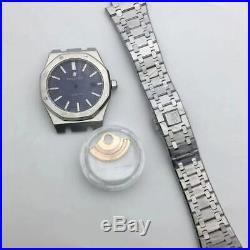 Eta 2824 watch case kit watch repair parts for ap watch 316 steel band   Watch Repair Part