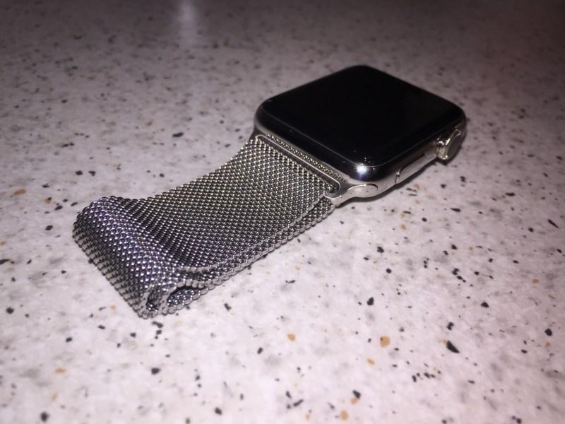 Die erste Woche mit der Apple Watch, Fabian Geissler, Hack4Life