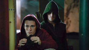 Mitől lesz valaki igazi hős? – Arrow, második évad