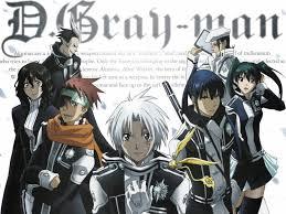 D Gray Man1