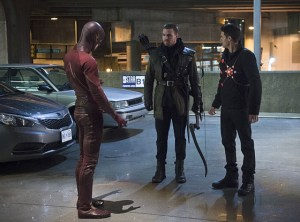 The Flash S01E22 – Rogue Air