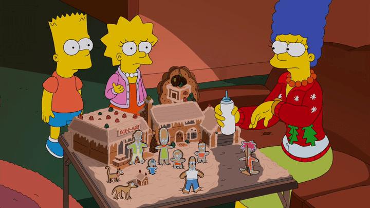 A Simpson család karácsonyi epizódjai 3. (2010-2015)