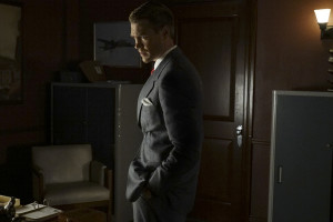 """MARVEL'S AGENT CARTER - """"The Edge of Mystery"""" - Peggy and Sousa propose a trade with Whitney Frost, while the SSR gets help from Howard Stark that may be the key to eliminating Zero Matter, on """"Marvel's Agent Carter,"""" TUESDAY, FEBRUARY 23 (9:00-10:00 p.m. EST) on the ABC Television Network. (ABC/Byron Cohen) CHAD MICHAEL MURRAY"""