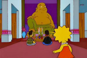 lisa buddhist