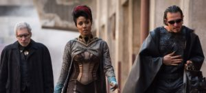 GOTHAM: Guest star Jada Pinkett Smith in the ÒMad City: Better to Reign in HellÉÓ season premiere episode of GOTHAM airing airing Monday, Sept. 19 (8:00-9:01 PM ET/PT) on FOX. ©2015 Fox Broadcasting Co. Cr: Jeff Neumann/FOX.