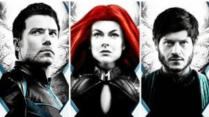 Pilotmustra: Marvel's Inhumans
