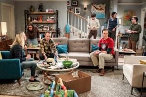 Big Bang Theory S11E12 – The Matromonial Metric