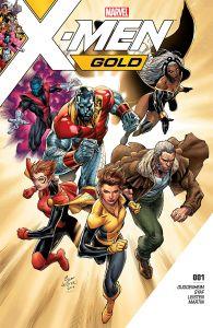 X-Men Gold (2017- )
