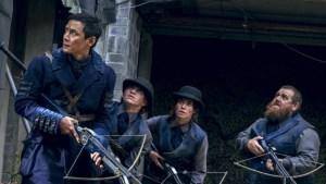 Into the Badlands 3. évad 1-8. rész  – Visszatért, és jobb, mint valaha