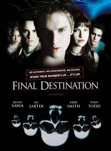 Van végzet, mert úgyis bevégzed – Végső Állomás (2000)