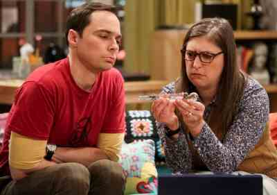 Big Bang Theory S12E02-03 – The Wedding Gift Wormhole; The Procreation Calculation